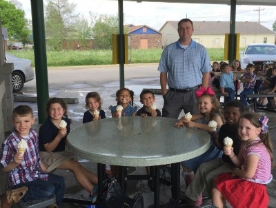 "Valverda's Students Receive a ""Cool"" Treat"