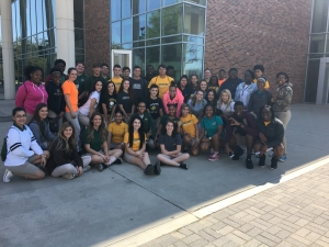 LHS Students Tour Southeastern Louisiana University