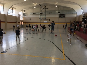 Good Behavior & Dodgeball Fun at UPCE
