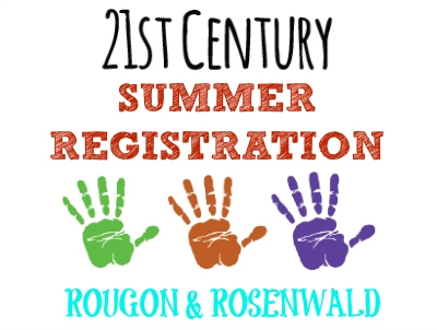 21st Century Community Learning Center Program Summer 2017 Registration Form