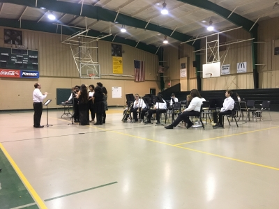 Christmas Concert Held at Livonia High School