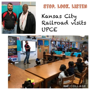 Upper Pointe Coupee Learns About Railroad Safety