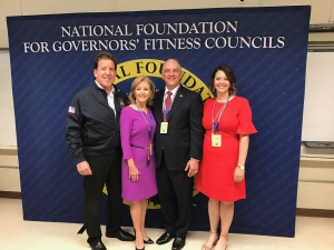 Valverda Hosts Fitness Center Dedication