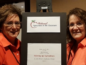 STEM Teachers Present at National Conference