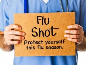 Flu Shots Available at School Based Health Centers