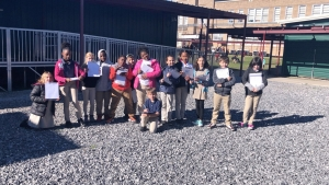 Rougon Third Graders Take a Fraction Field Trip