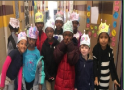 Upper Pointe Coupee Elementary Celebrates 100 Days of Learning!