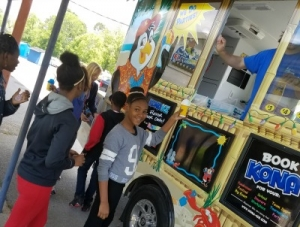 Kona Ice Comes to Rosenwald