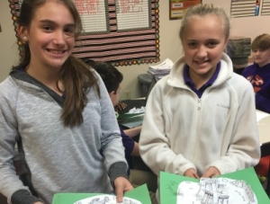 STEM Students Learn About Stonehenge