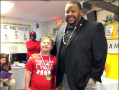 Rougon's Mardi Gras Science Fair