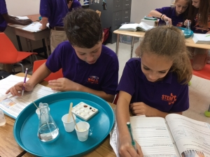 Chemistry, Experiments, and Molecules Oh my! (SMA)