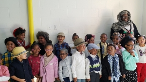 Rosenwald Celebrates the 100th Day of School