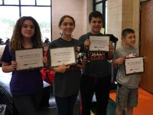 STEM Sumo Wrestling Competition Winners