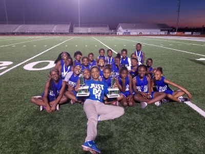 Rosenwald's Track Team Celebrates a Successful Season