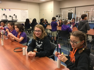 STEM Students Experience Science Saturday at LIGO
