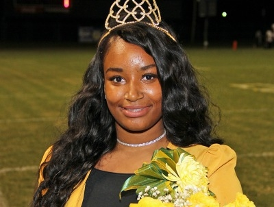 LHS Crowns Dyamond Richardson as 2017 Homecoming Queen